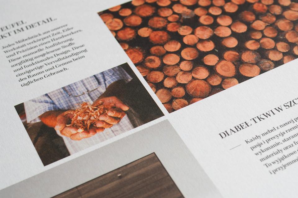 Tarjetas sustitutivas del catálogo clásico, para Carpenter Studio