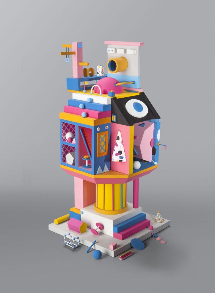 Cinco crea la mejor imagen de la Bienal Joven Buenos Aires que se recuerde - 12