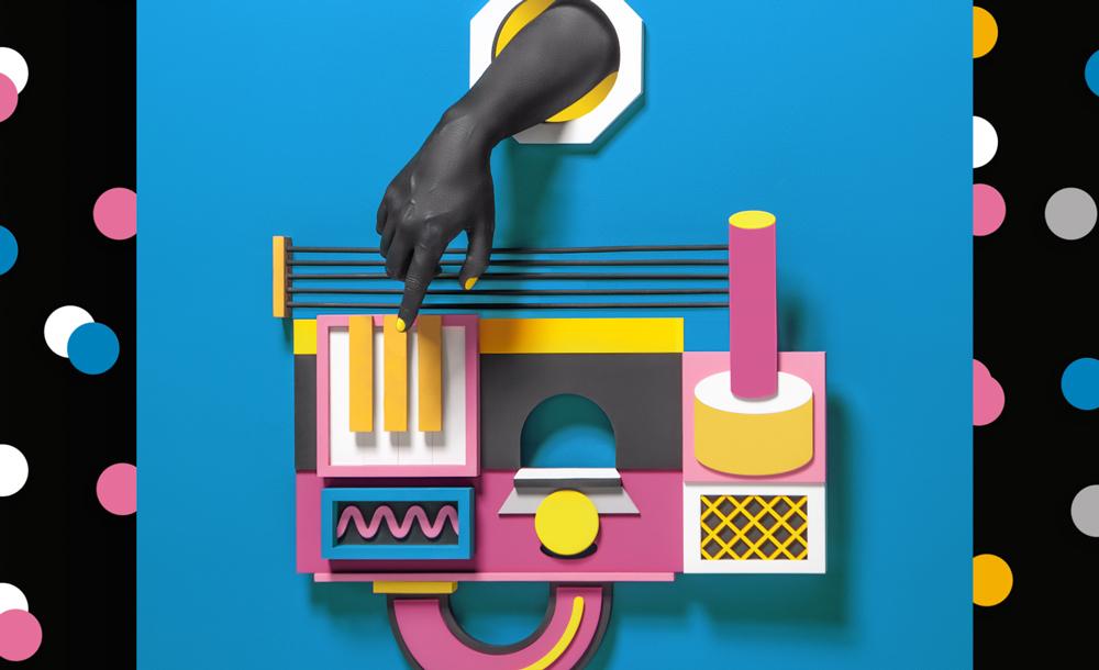 Cinco crea la mejor imagen de la Bienal Joven Buenos Aires que se recuerde - 6