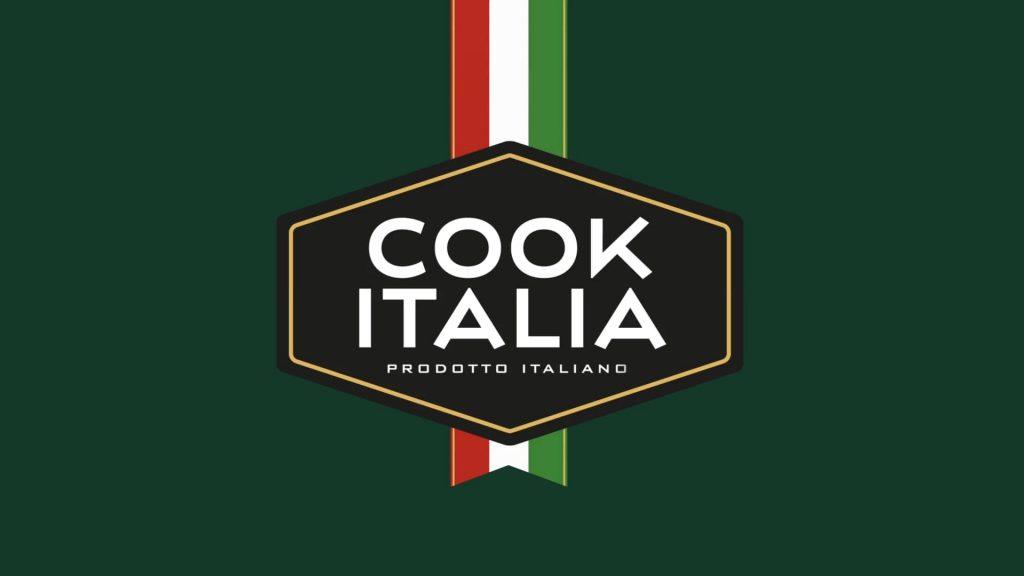 'Cook Italia', el nuevo logo de la marca