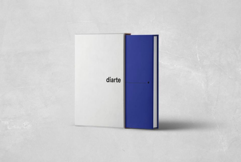 Nueva identidad visual de Diarte, la firma de ropa de punto