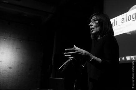 Hablando de la mujer en la profesión creativa