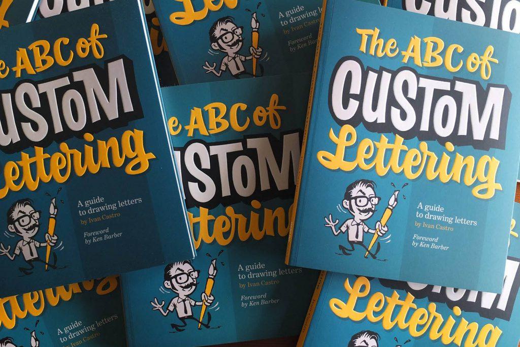 El ABC del lettering (Iván Castro. Campgrafic)