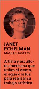«Las restricciones pueden impulsar la creatividad», Janet Echelman - 2