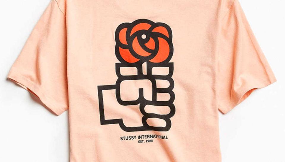 Logo PSOE camisetas 1