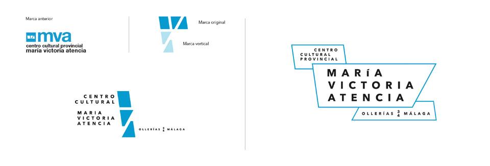 Rediseño del logo de MVA por Narita Estudio