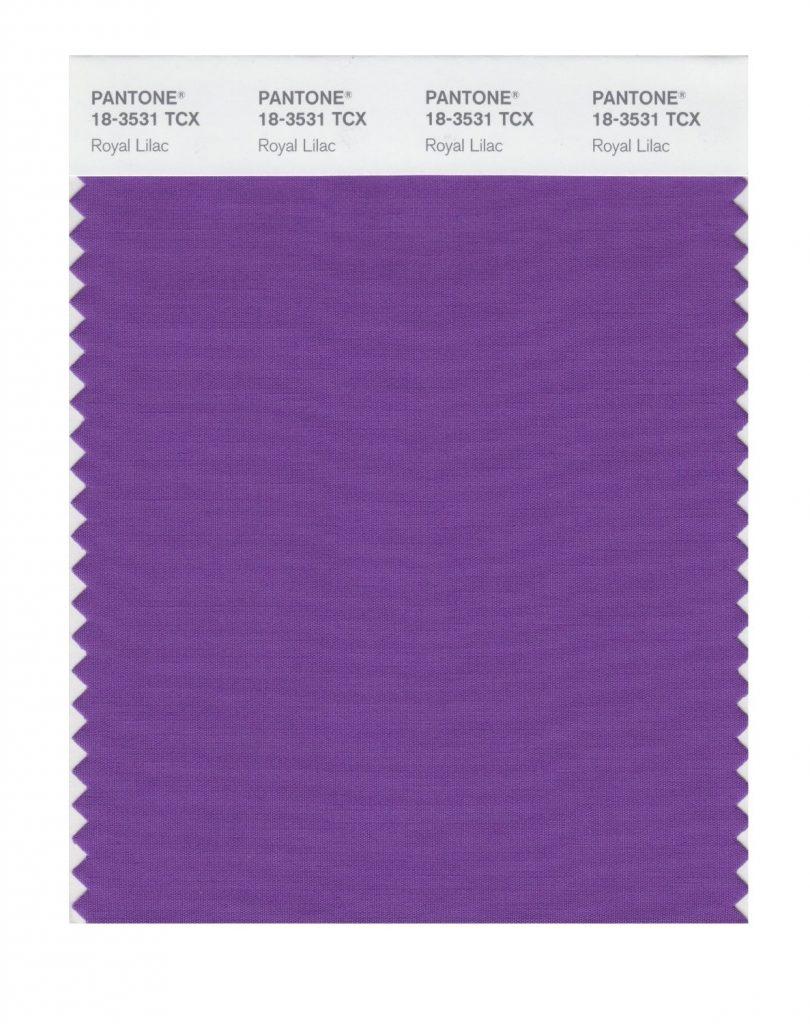 PANTONE 18-3531 Royal Lilac