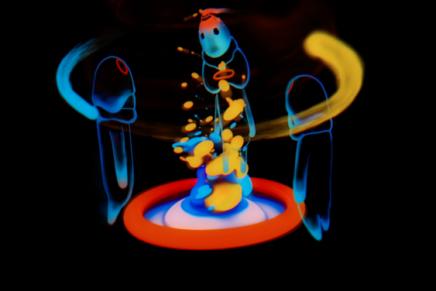 Una dosis de animación psicotrópica en formato videoclip