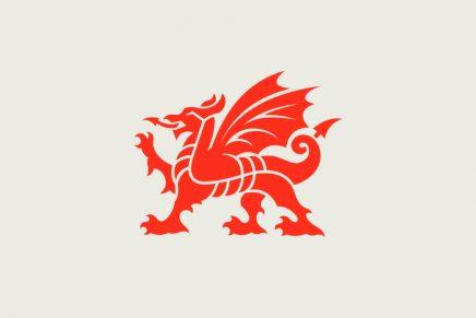 Smörgåsbord Studio rediseña la identidad de Gales