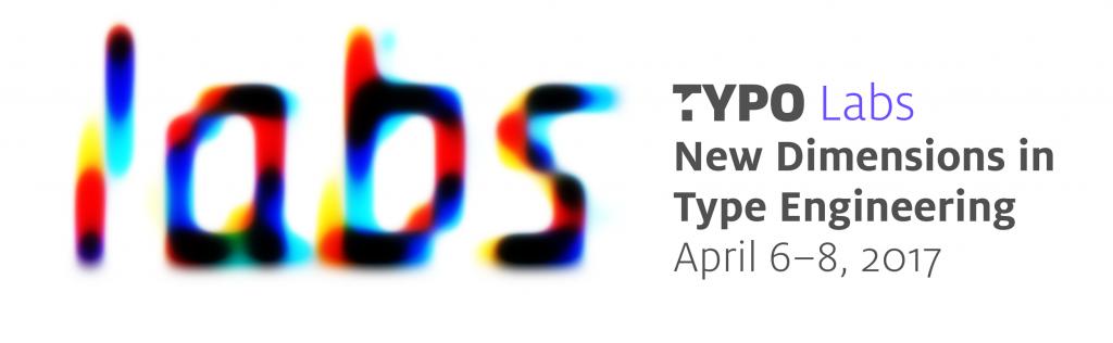 Typo Labs 2017, el evento más esperado de la industria de las fuentes tipográficas - logo