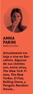 Anna Parini perfil