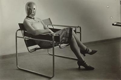Fotografía de Lucia Moholy, Bauhaus, en el periodo 1924–1928