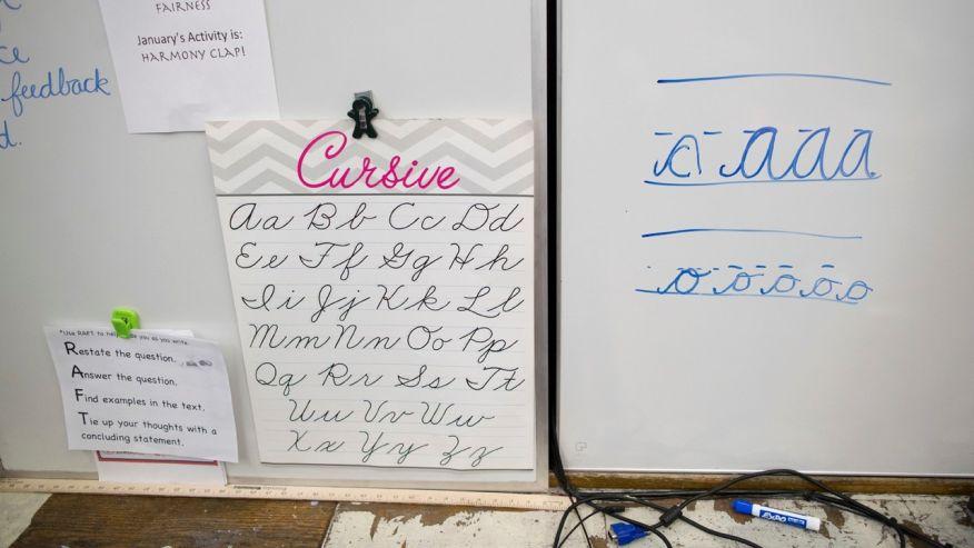 escuela pública en Queens, Nueva York. (AP foto/Mary Altaffer)