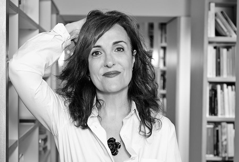 «Escribir no es solamente sentarte delante de la página en blanco», Elvira Lindo - 1