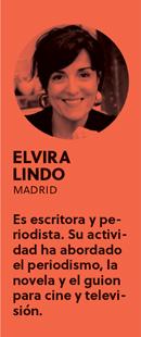 «Escribir no es solamente sentarte delante de la página en blanco», Elvira Lindo - 3