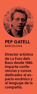 «La creatividad de hecho, no existe», Pep Gatell - PERFIL