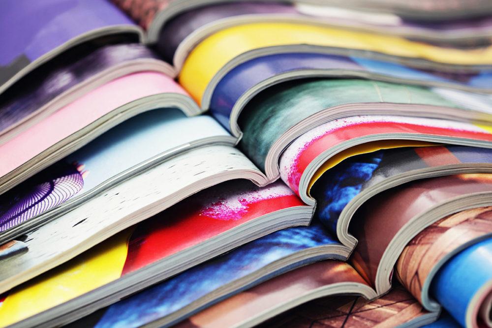 Revistas de tipografía