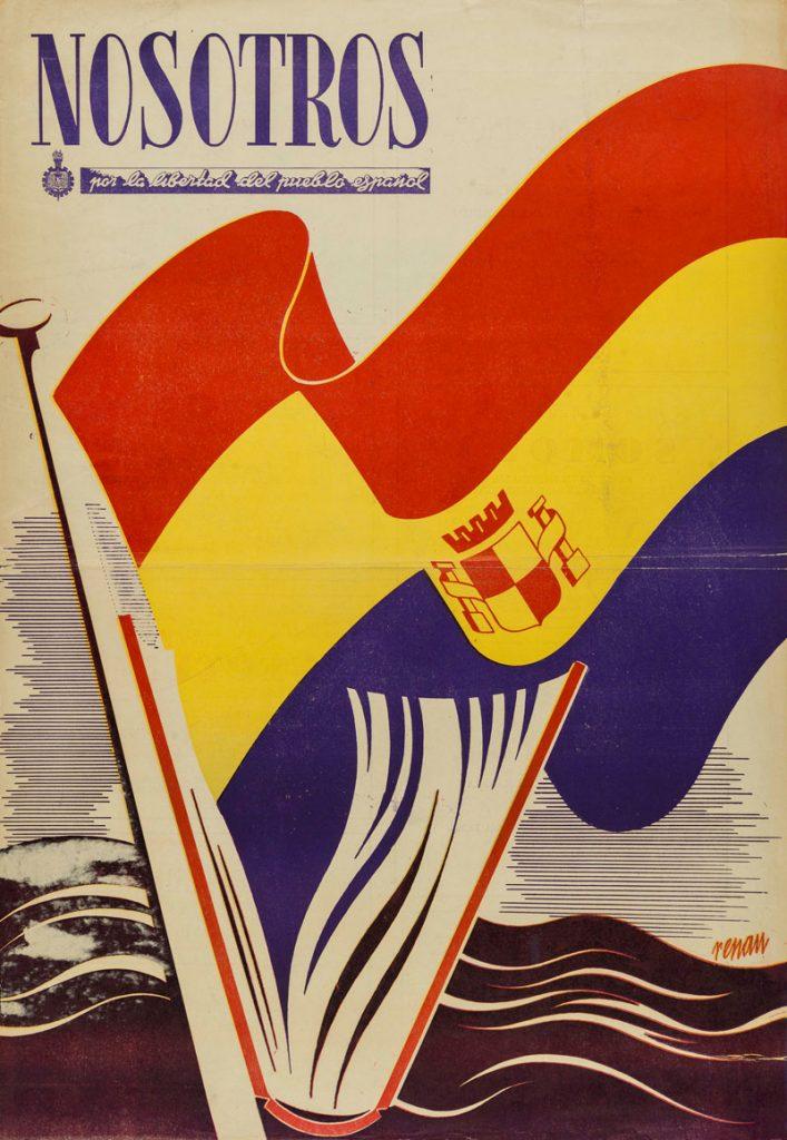 Josep Renau | Nosotros. Por la libertad del pueblo español