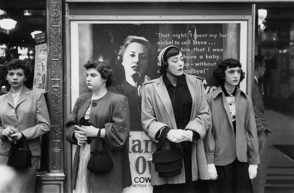 Retrospectiva de Louis Faurer, el fotógrafo de la Generación Beat, por primera vez en España