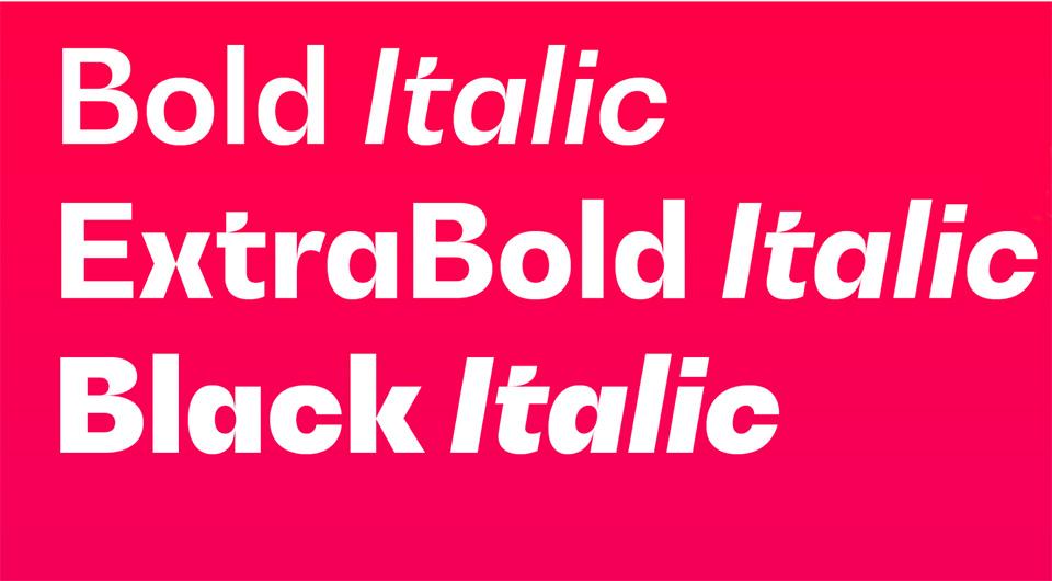 Bw Gradual Bold and black style 1