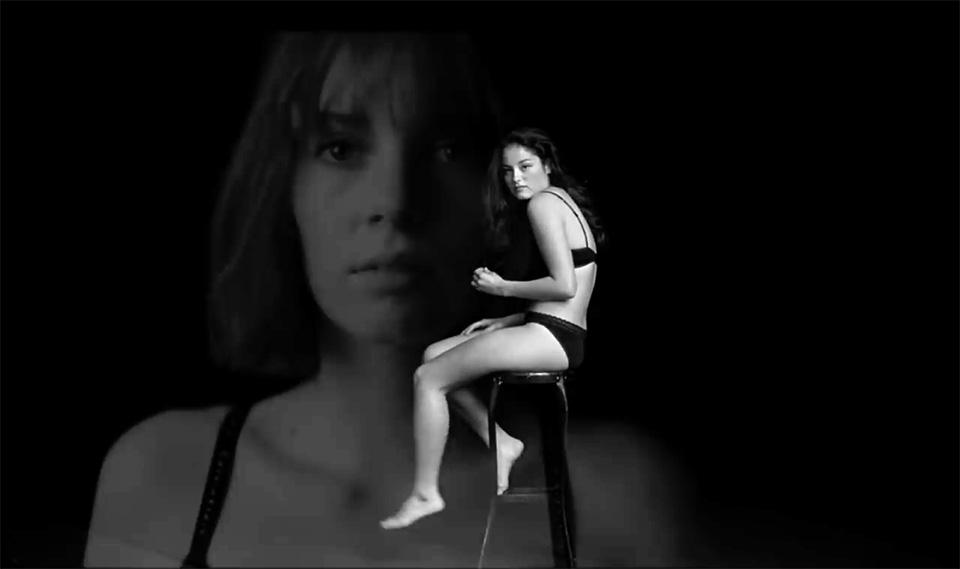 Captura video promocional Campaña Primavera 2017 Calvin Klein 1.