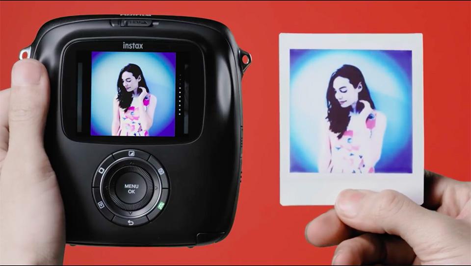 Captura de pantalla video insta Square SQ10 4.