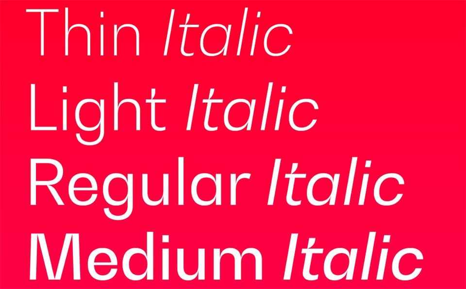 Bw Gradual thin and regular style 1
