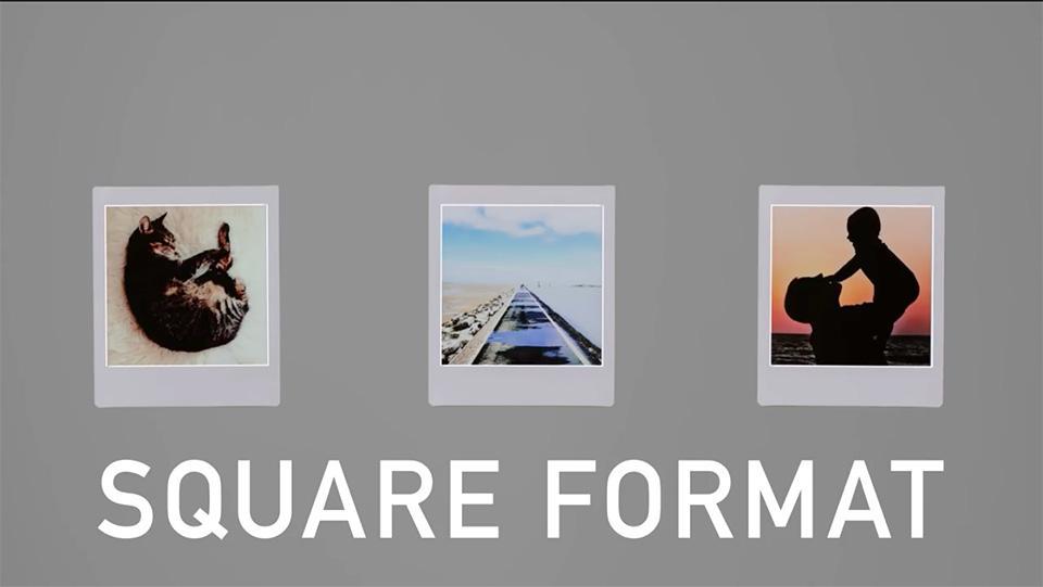 Captura de pantalla video insta Square SQ10 2.