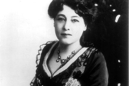 Alice Guy, pionera y olvidada en la historia del cine