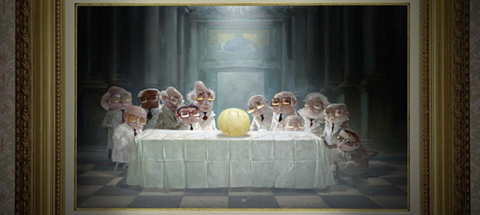 Investigadores de la NASA observando las capacidades del melón (Black Holes)