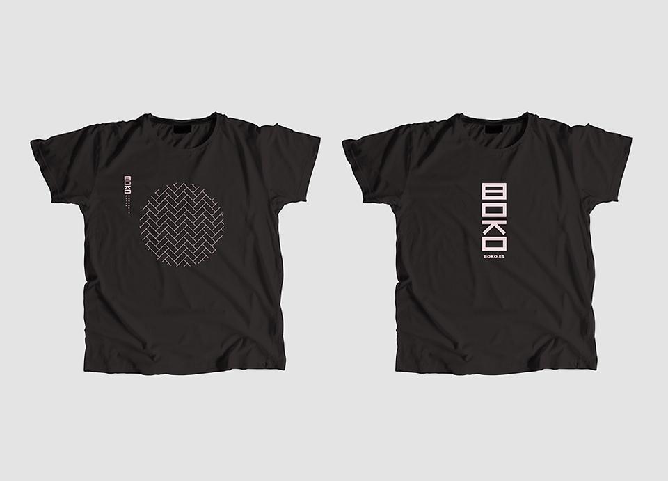 Boko Asian Gourmets Camisetas 10