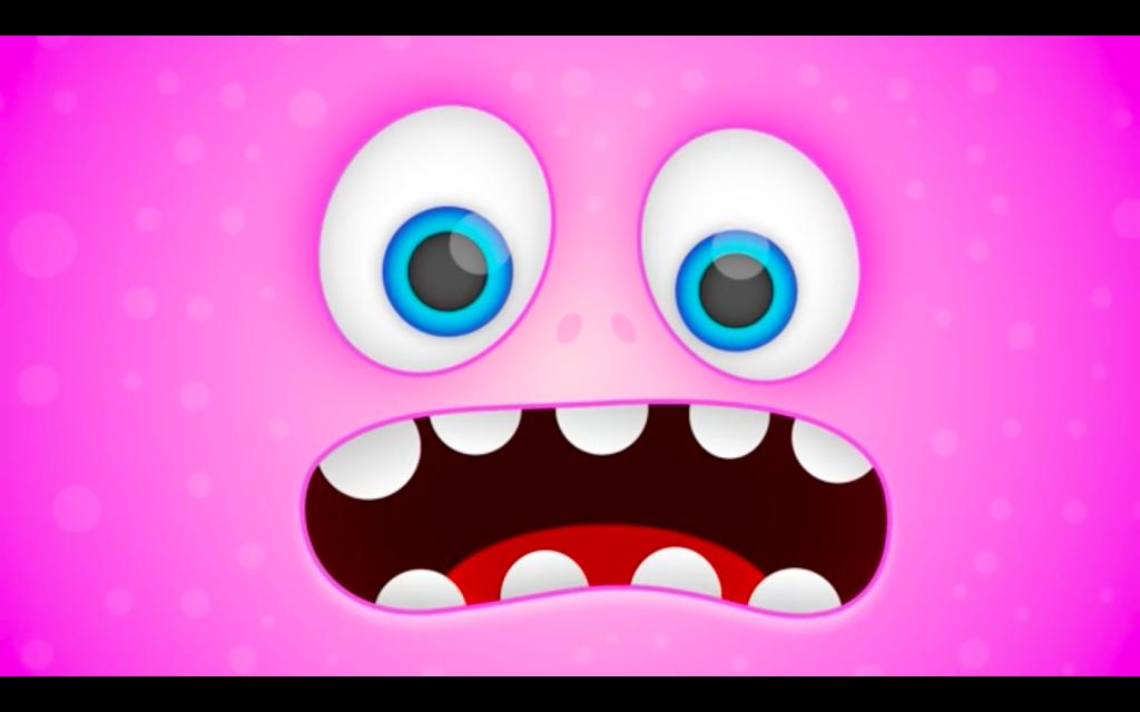 Cara de monstruo con Ilustrator 01