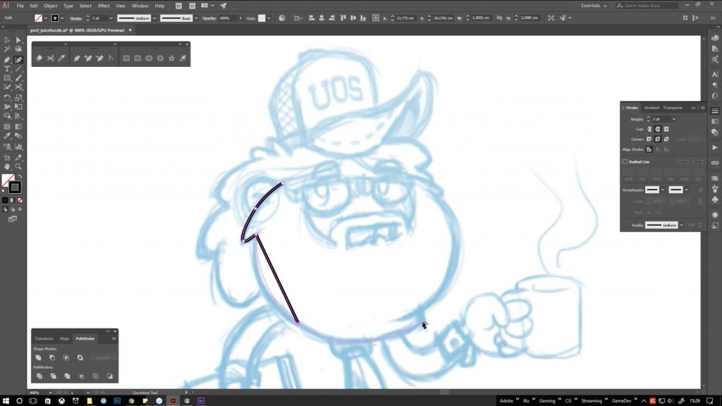trucos Illustrator por Juicefoozle - 3