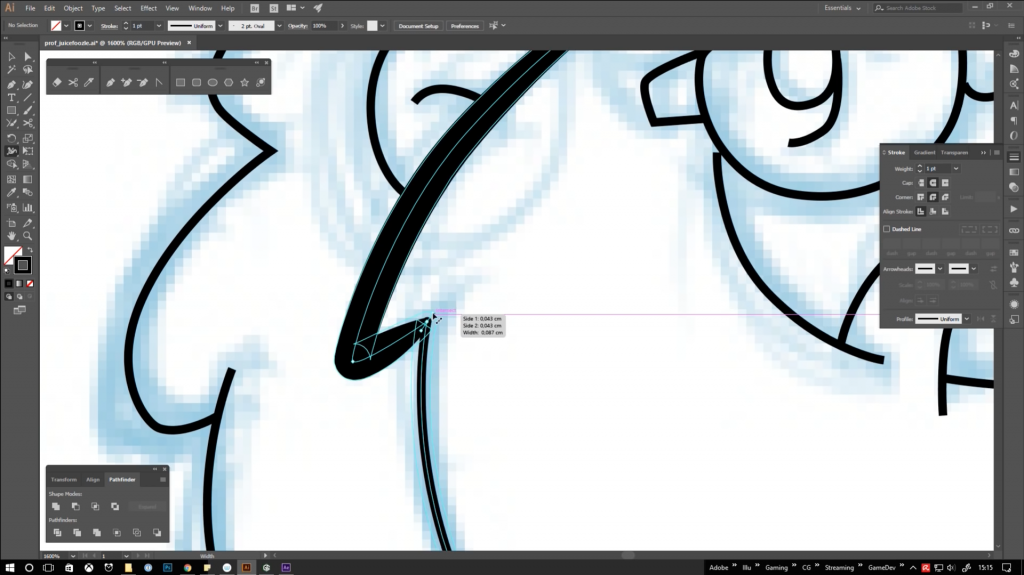trucos Illustrator por Juicefoozle - 4