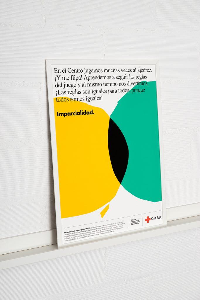 Carteles Cruz Roja Hey Studio Imparcialidad1
