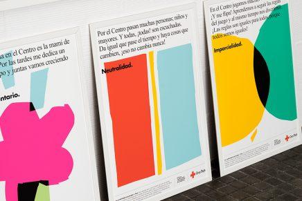 El diseño como herramienta social: el caso de Cruz Roja y Hey Studio