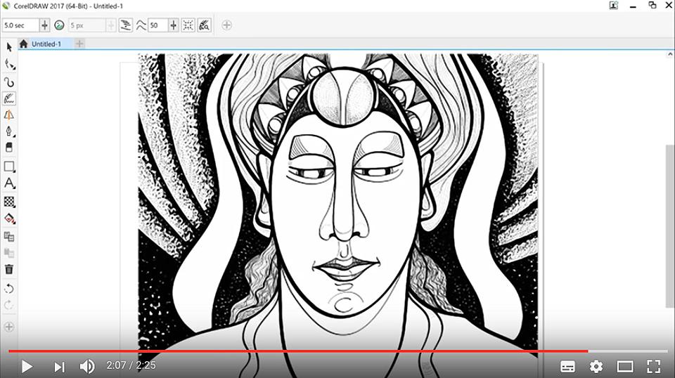 Cómo pasar los bocetos a vector de un modo rápido con esta nueva herramienta - LiveSketch - 2