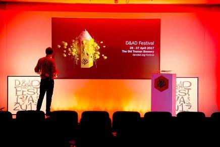 Arranca el D&AD Festival 2017, el evento que premia los mejores trabajos de diseño del mundo