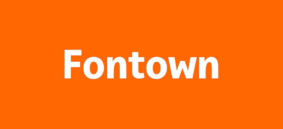 Fontown 01