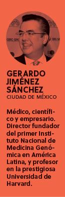 «Lo peor que le puede pasar al creativo es que caiga en la zona de confort», Gerardo Jiménez - perfil