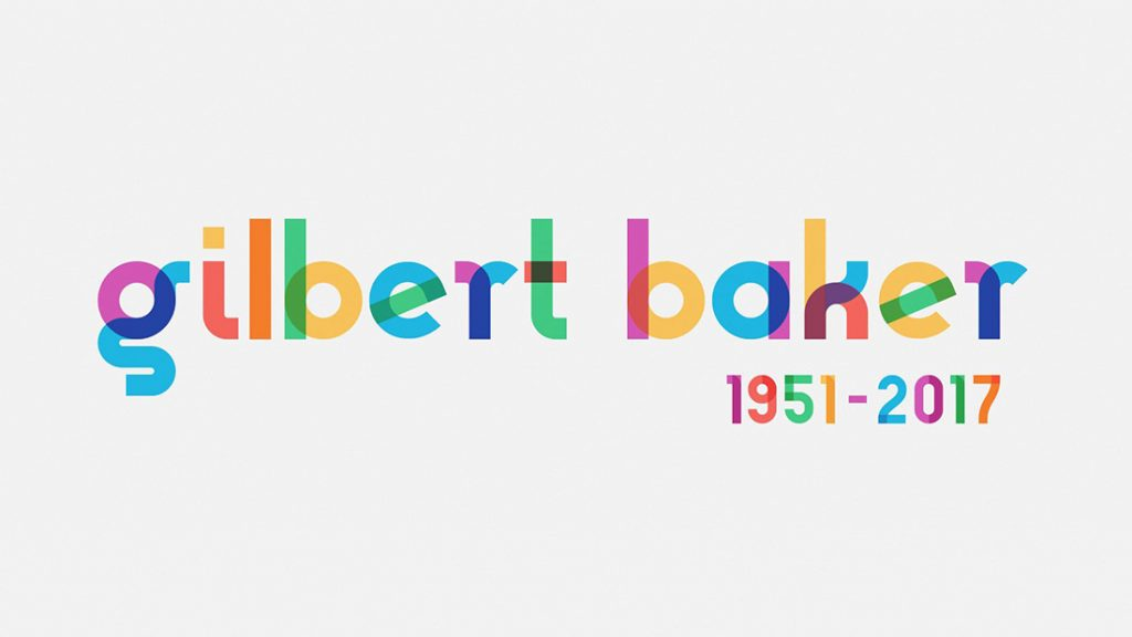 Gilbert Baker Font 1