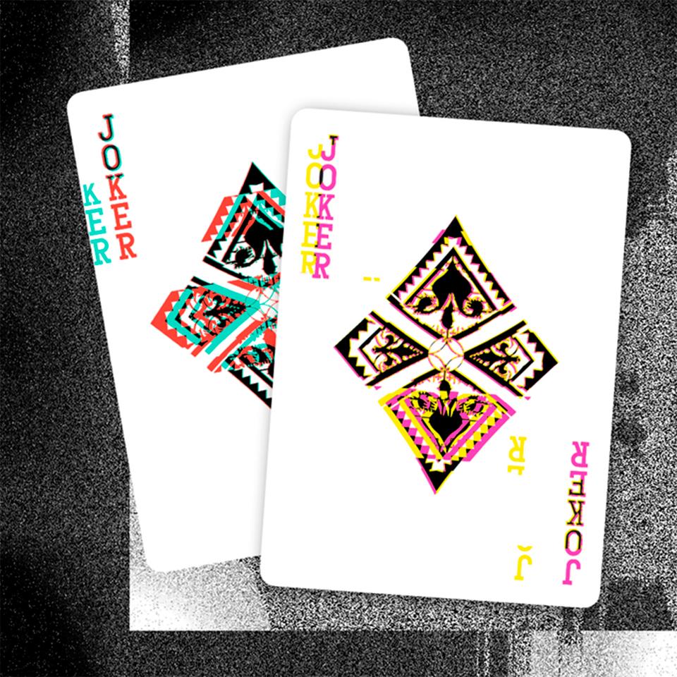 Juegos de cartas Glitch