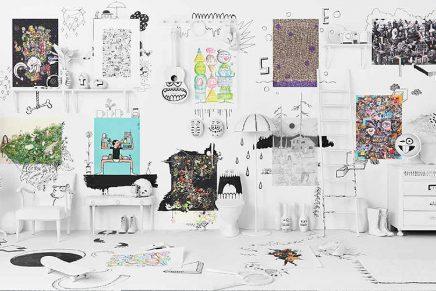 Doce reconocidos ilustradores participan en el IKEA Art Event