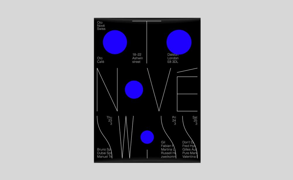 La clave para hacer un cartel realmente diferente, de Studio Feixen