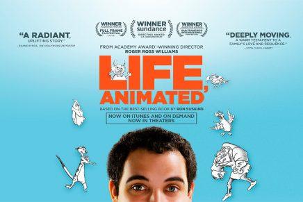 'Life, Animated', el documental que combina realidad y animación para mostrar el poder del cine