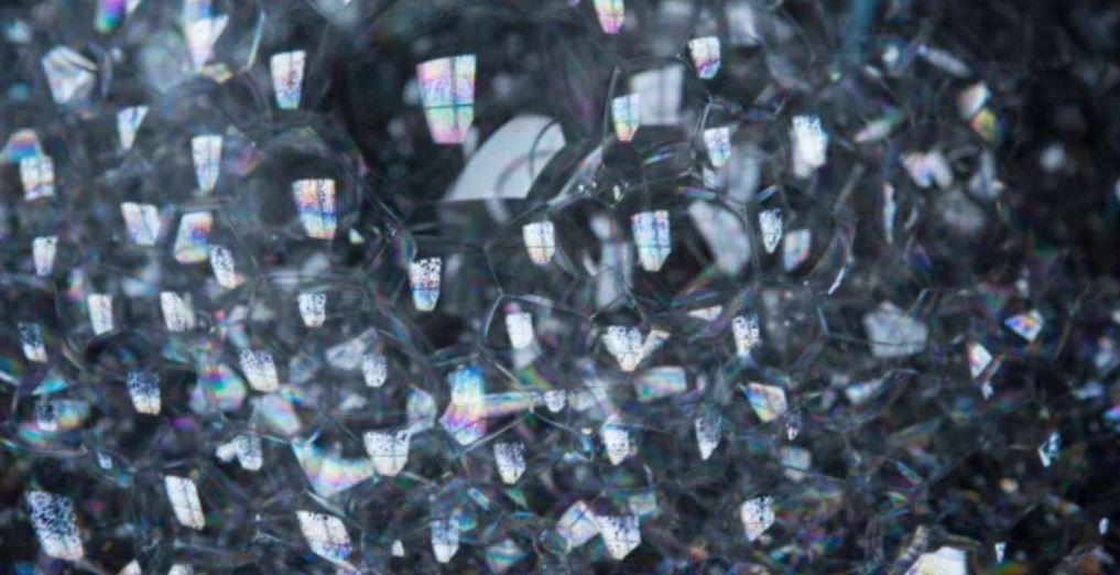 Microcosmos burbujas 3