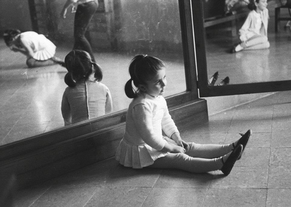 Esuela de ballet, por Milagros Caturla