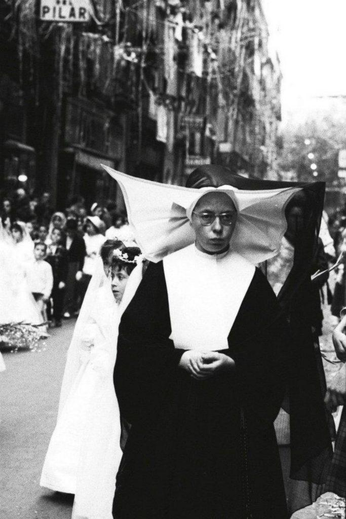 Procesión del Corpus Christi, por Milagros Caturla