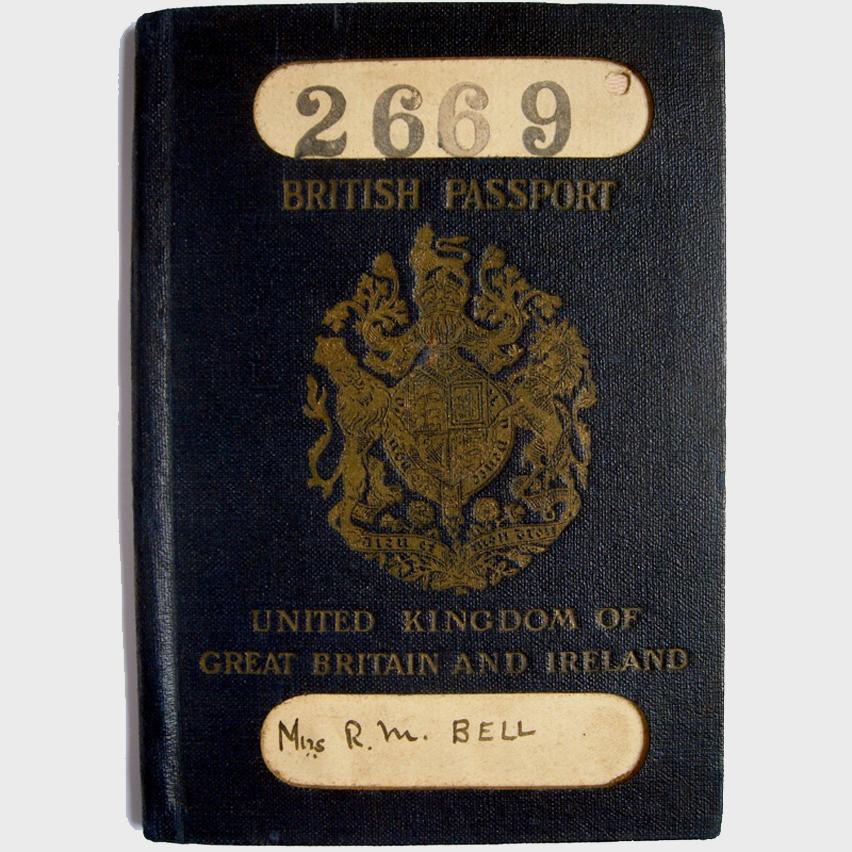 Pasaporte pre-europeo