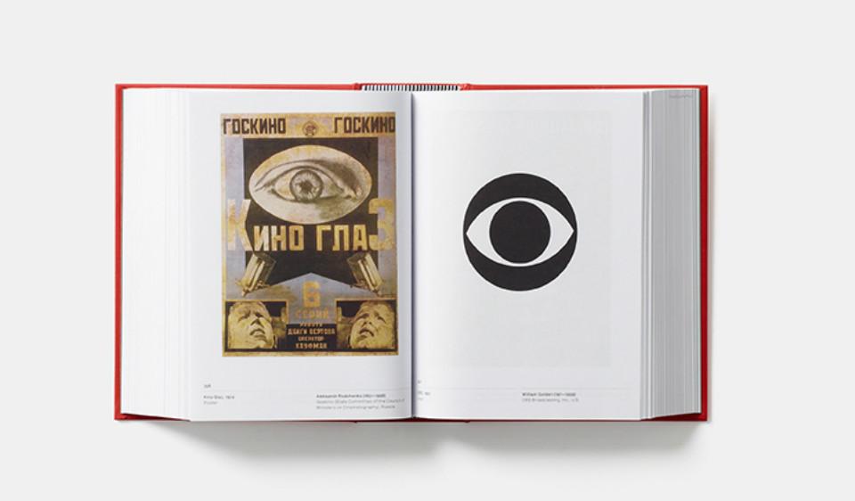 Páginas del nuevo libro de Phaidon, '500 designs that matter'